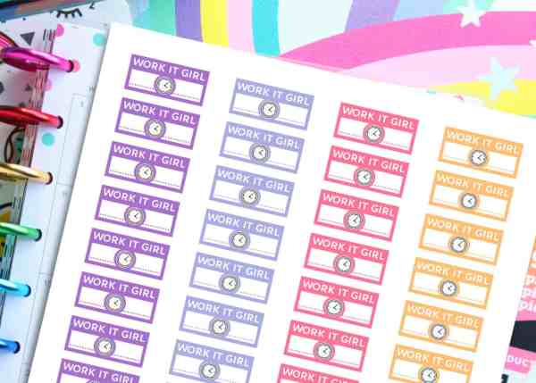 Download 19 Free Functional Planner Stickers For Rocking Your Layout A Country Girl S Life