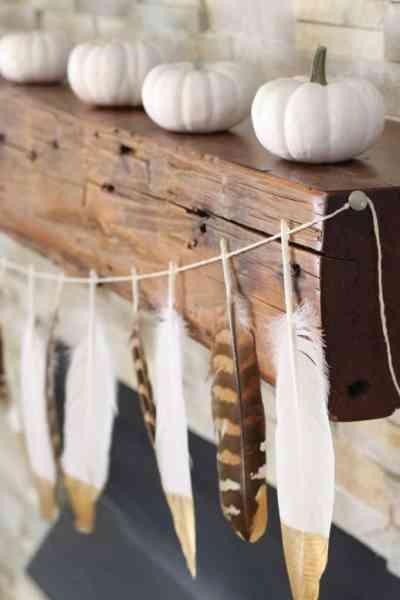 farmhemian farmhouse bohemian fall decor DIY ideas for crafts or home decor