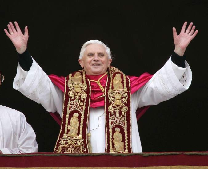 Pope Benedict News