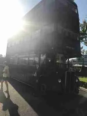 Harry Potter nightbus