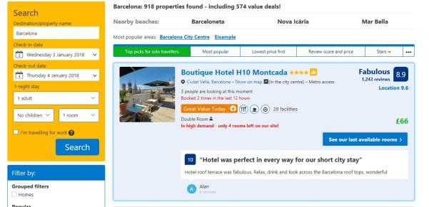 Boutique Hotel H10 Montcada with booking.com