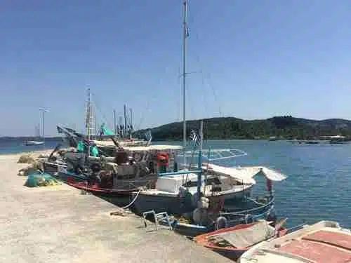 Hire a boat Corfu