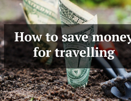 HOW TO SAVE MONEY FOR TRAVELING 7 TIPS