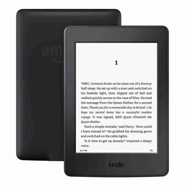 kindle paperwhite for traveling