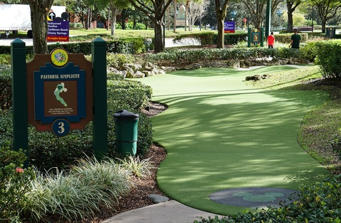 Station North Mini Golf Baltimore Md A Couple Of Putts