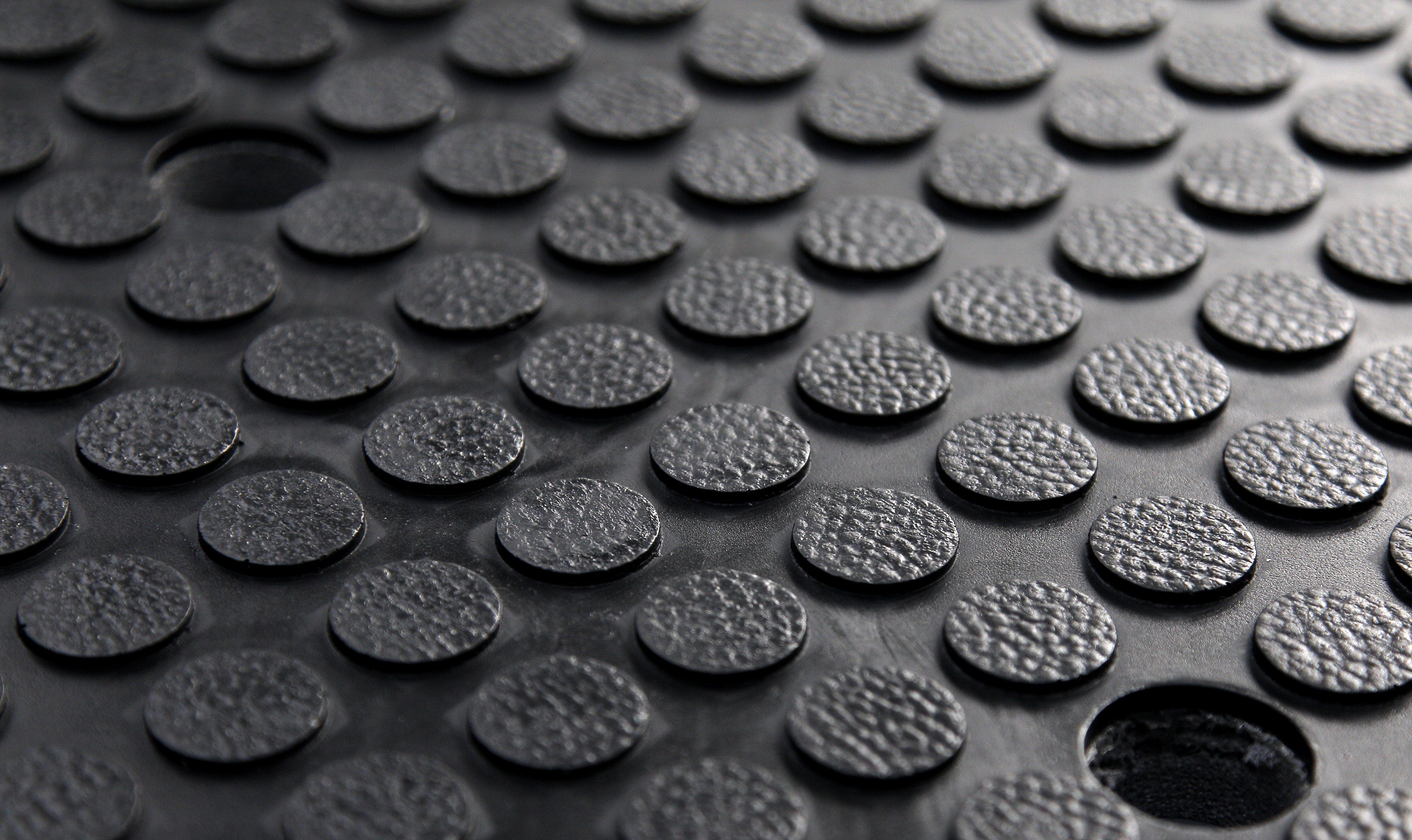 natural synthetic rubber matting