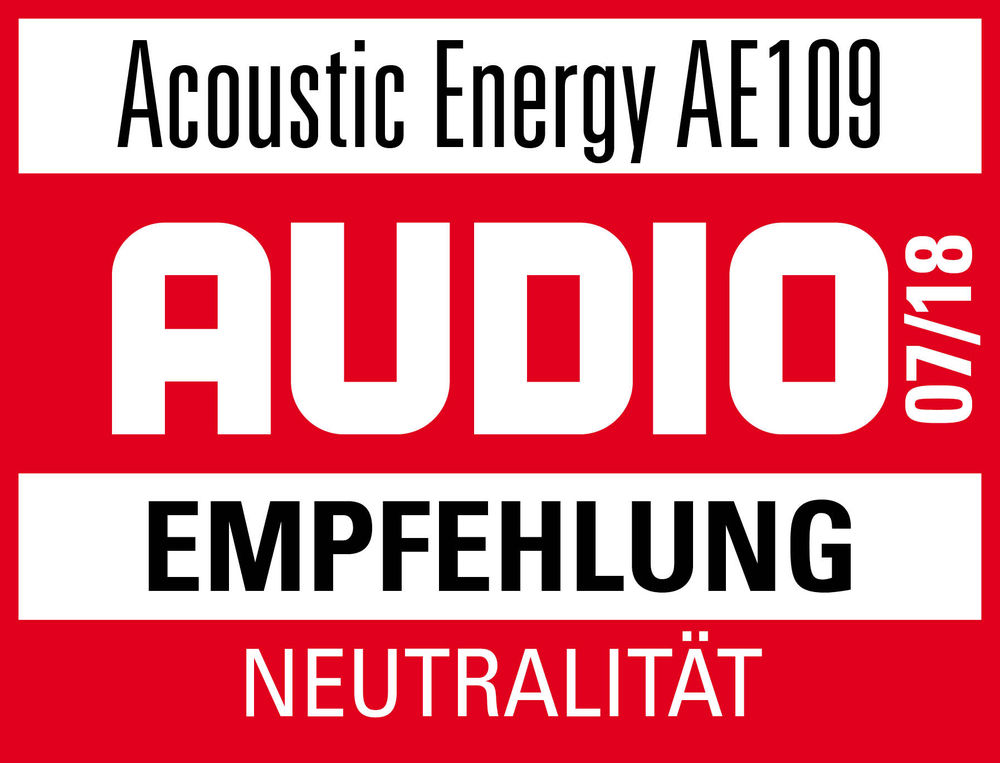 AE109 Review: Audio Magazine (Germany)