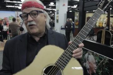 Gear Review: Taylor 914CE – Acoustic Guitar