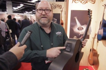 Rainsong Guitars NAMM2016