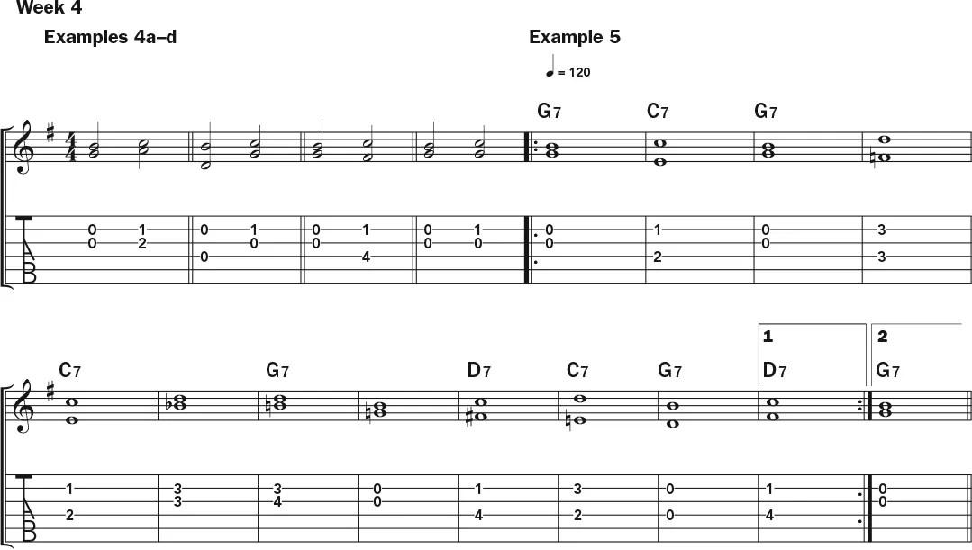 Weekly Workout: Using Horizontal Harmonies to Express Chord