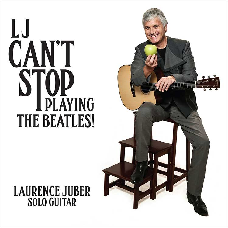 Laurence Juber: A DADGAD Lesson with the Fingerstyle Master