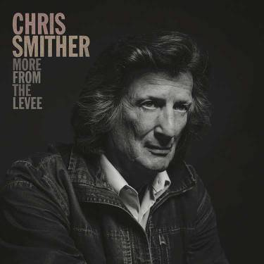 """Chris Smither album cover, """"More from the Levee"""""""