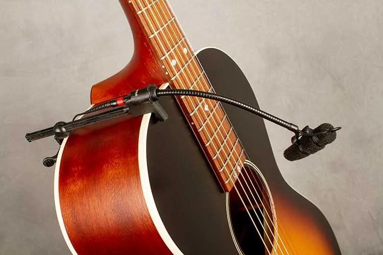 DPA 4099 CORE acoustic guitar microphone