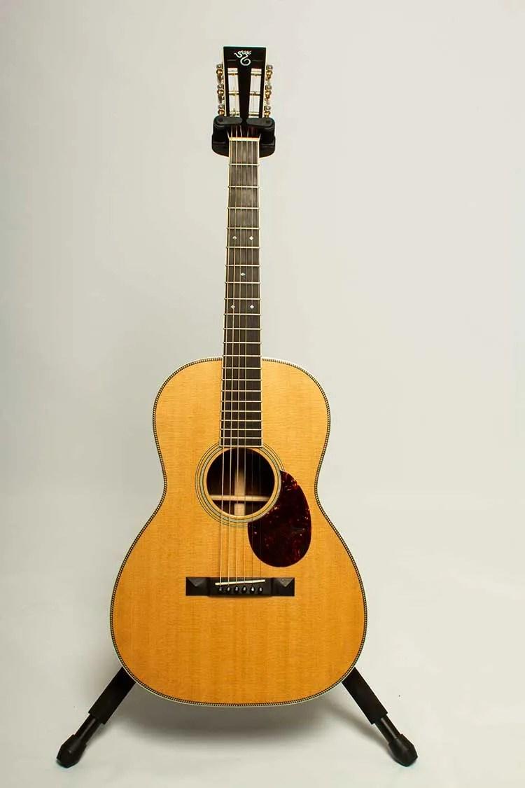2012 Santa Cruz 00 Grand Concert acoustic guitar