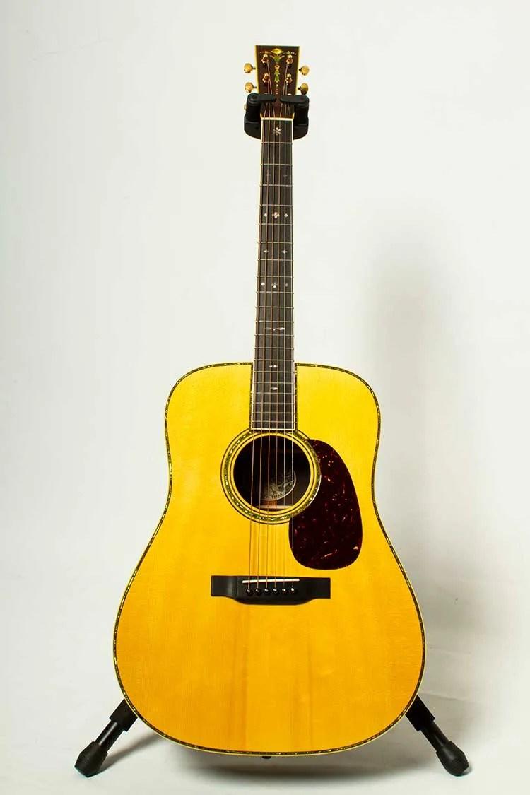 2008 Collings D42 Varnish Dreadnought acoustic guitar