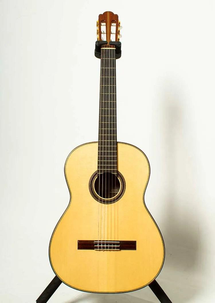 2002 Kenny Hill Munich Nylon-String guitar