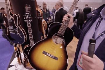 Alvarez Guitars NAMM2016