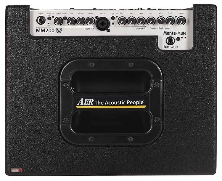 AER MM200 guitar amp