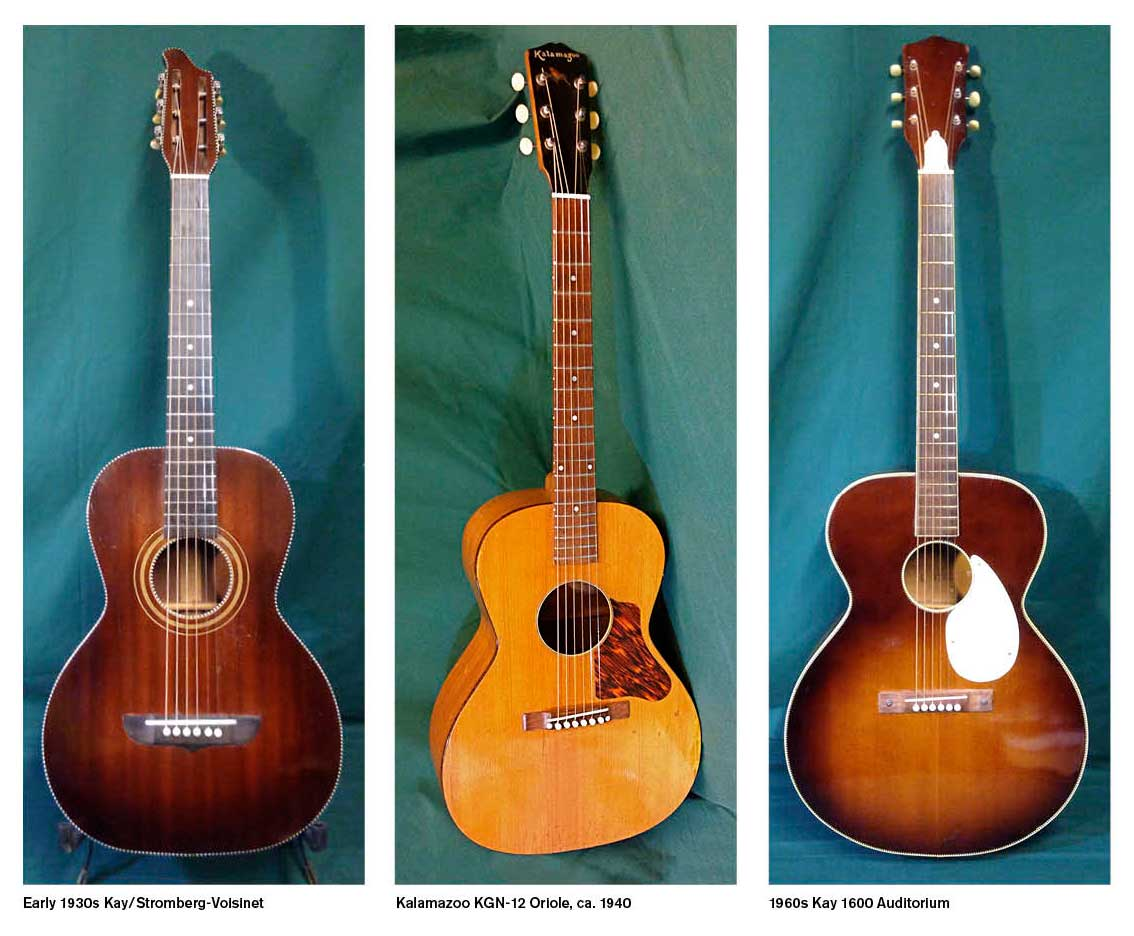 a guide for old school acoustic guitar blues