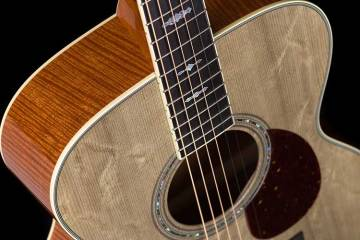 Collings OM3 custom acoustic guitar