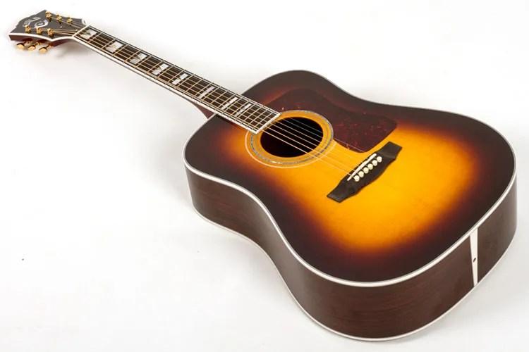 Gear Review: Guild D-55 – Acoustic Guitar