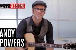 Acoustic Guitar Sessions Presents Andy Powers