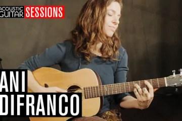 Acoustic Guitar Sessions Presents Ani DiFranco