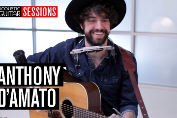 Acoustic Guitar Sessions Presents Anthony D'Amato