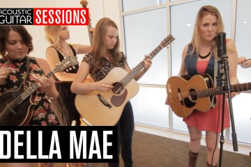 Acoustic Guitar Sessions Presents Della Mae