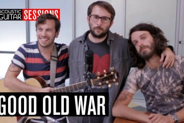 Acoustic Guitar Sessions Presents Good Old War