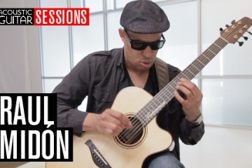 Acoustic Guitar Sessions Presents Raul Midon
