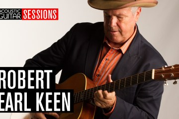 Acoustic Guitar Sessions Presents Robert Earl Keen