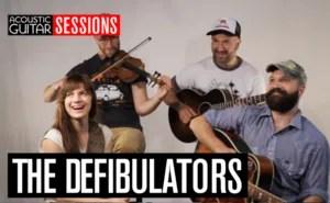Acoustic Guitar Sessions Presents The Defibulators