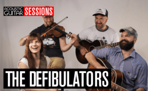 Acoustic Guitar Sessions Presents The Defibulators