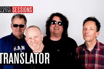 Acoustic Guitar Sessions Presents Translator