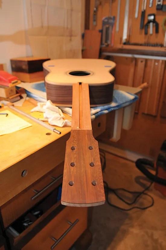 DIY Kits Headstock