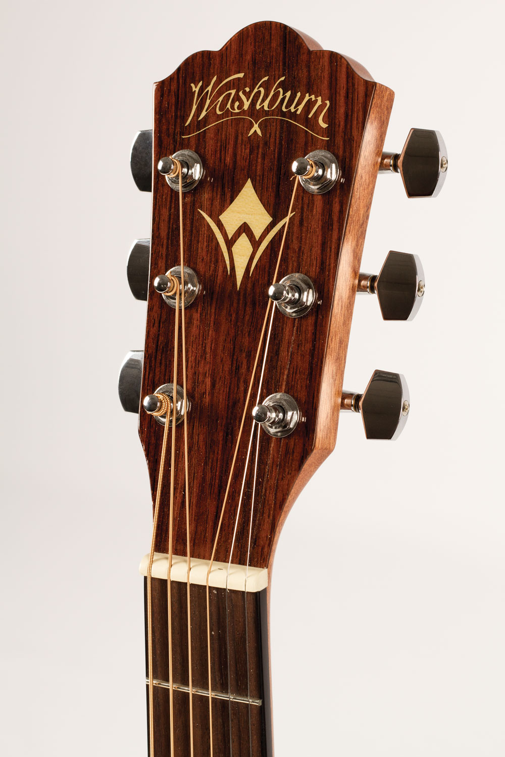 Video Review Washburn S Woodline 10 Acoustic Electric Is