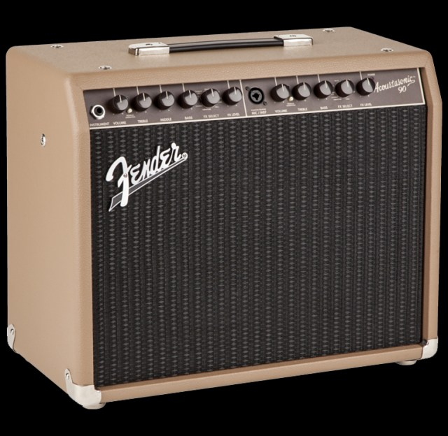 Review: All the Power Without the Fuss—the Fender Acoustasonic