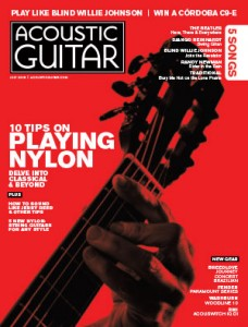 Acoustic Guitar Magazine #283 July 2016