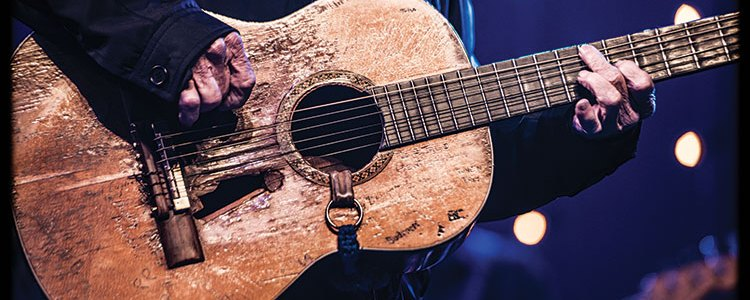 Willie Nelson's guitar for article about things steel-string guitar players should know about nylon string guitars