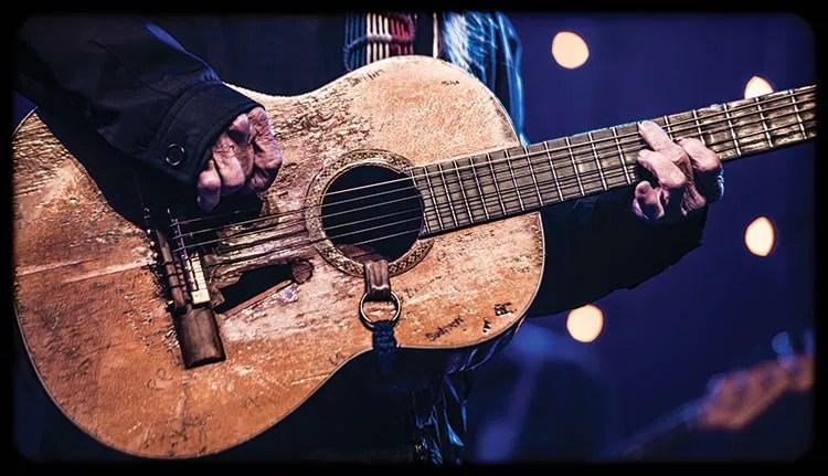 Willie Nelson's guitar