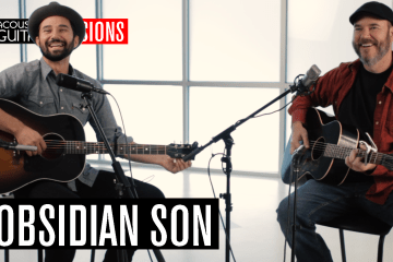 Obsidian Son - Acoustic Guitar Session