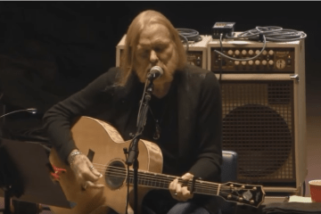 gregg allman red rocks