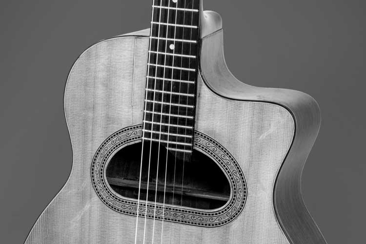 What to Look for When Buying a Gypsy-Jazz Guitar, from Tone