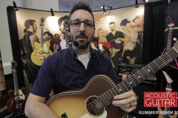 gretsch guitars summer namm 2017 jim dandy flat top