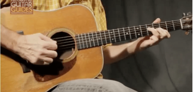"""Learn to Play the Fiddle Tune """"St. Anne's Reel"""" on Guitar"""