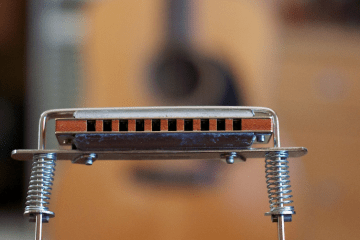 guitar harmonica lesson