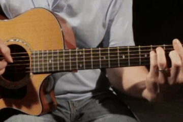 Play McCartney's Fingerpicking Pattern from Yesterday
