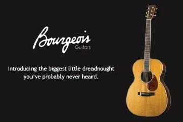 bourgeois guitars
