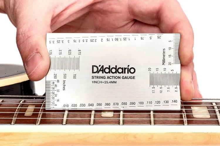 D'Addario String Height Gauge